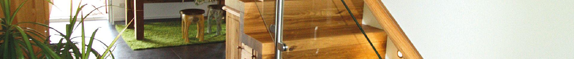 Faltwerktreppen - modern und geradlinig