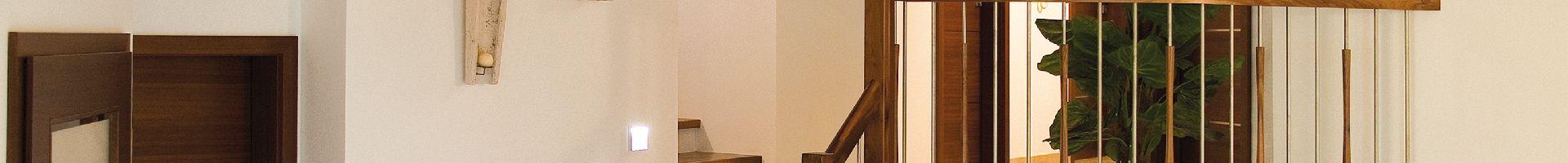 Aufgesattelte Treppen - traditionell